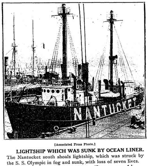 Olympic Lightship