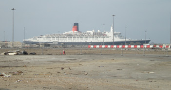QE2 Feared Rotting Away