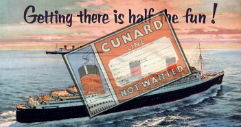 The Day Ocean Liners Died