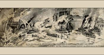 Hoboken Pier Fire
