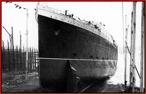 Lusitania Launch