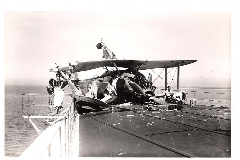 Normandie Plane Crash 2