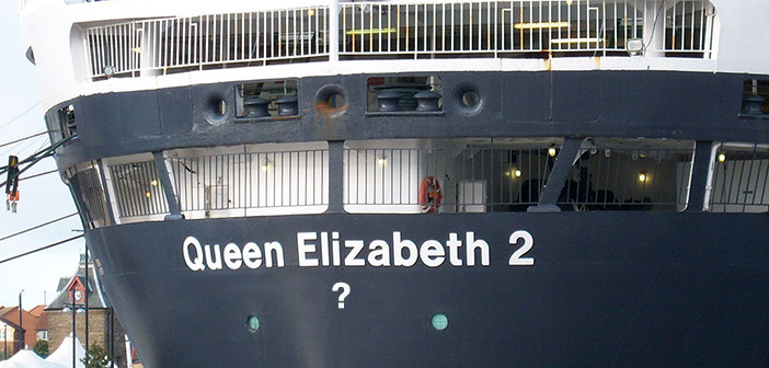 QE2 On Hold