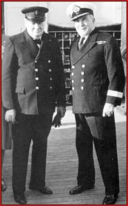 Commodore James Bisset