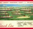 Cunard Begins the Ocean Liner Era