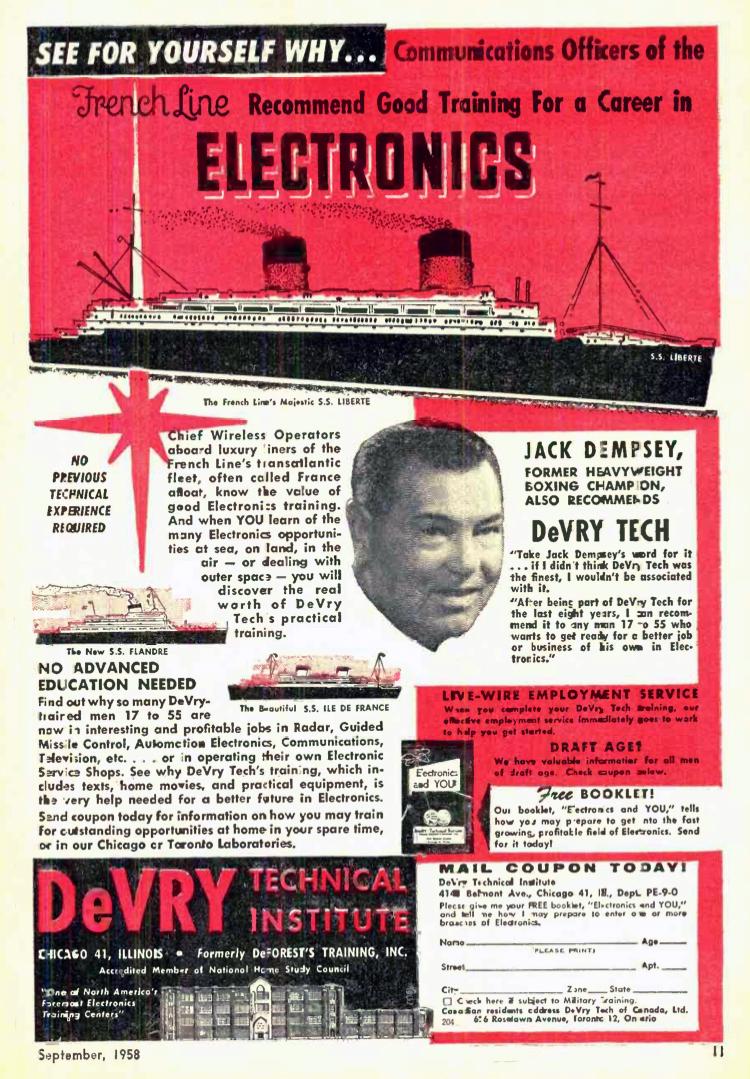 Electronics Ad
