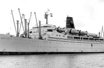 1973: Cruise Ship Bomb Threat
