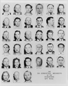 Nazi Spies on Liner America