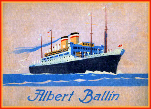Albert Ballin Liner