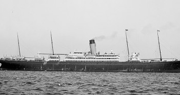 White Star's Lusitania
