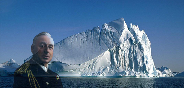 Commodore Iceberg Charlie