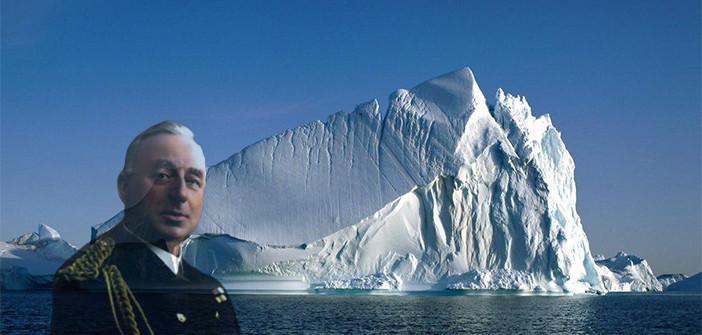 Commodore Iceberg Charlie