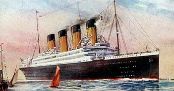 Britannic Double Hull