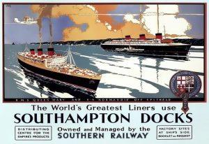 Queen Mary-Normandie