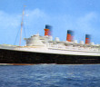 Queen Mary speed