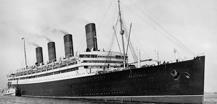 The Aquitania Auction