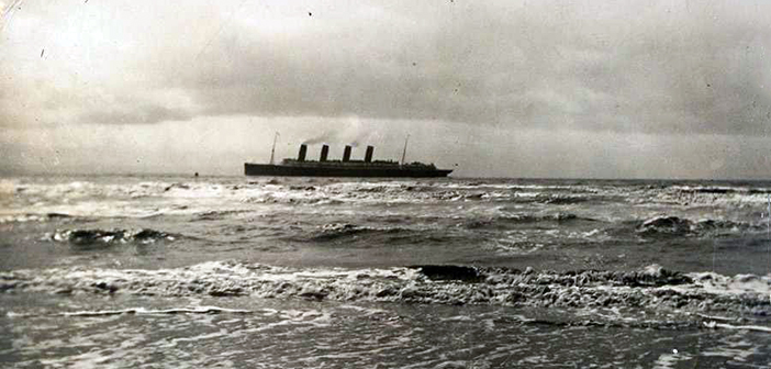 Inside Lusitania