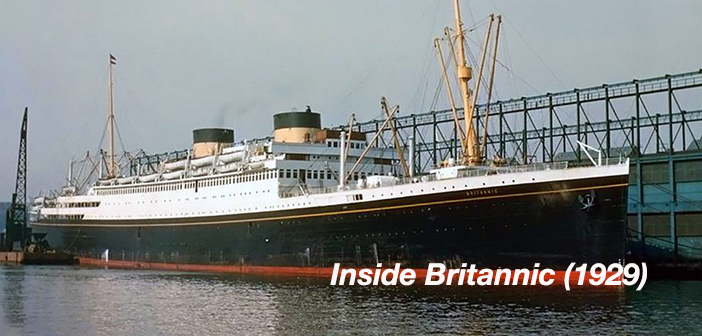 Inside Britannic (1929)