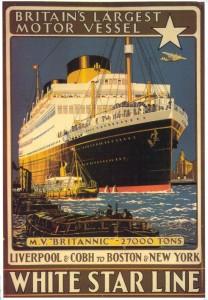 Britannic 1929