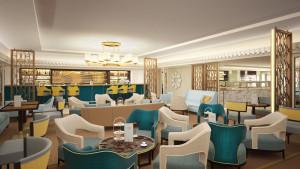Carinthia Lounge rendering.