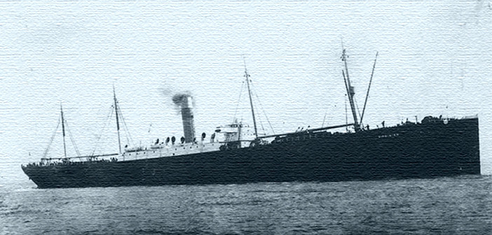 Belgic — White Star's Only US-Built Ship