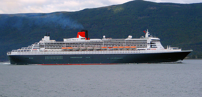 Baby Born On Queen Mary 2 Ocean Liners Magazine
