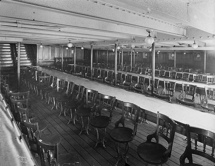 016-Third Class Dining Room