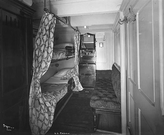 022-Second Class Cabin