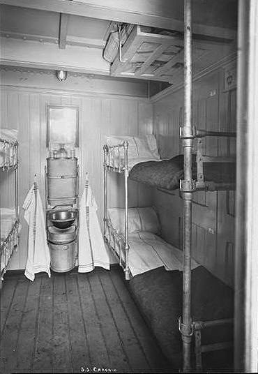 023-Third Class Cabin