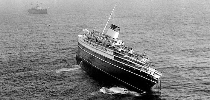 Andrea Doria Expedition Planned Ocean Liners Magazine