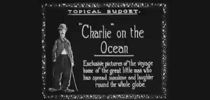 Charlie Chaplin on Olympic
