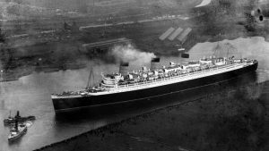 Queen Mary - Clyde