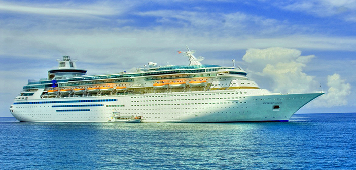 Sovereign Of The Seas Oceanliners And Classic Cruise Ships Magazine - Sovereign cruise ship