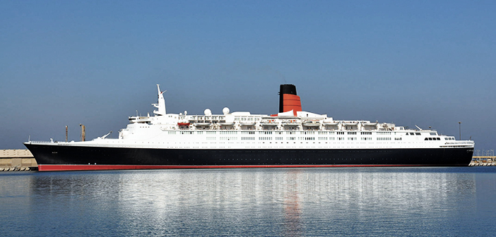 QE Good NewsBad News Oceanliners And Classic Cruise Ships - Qe2 cruise ship