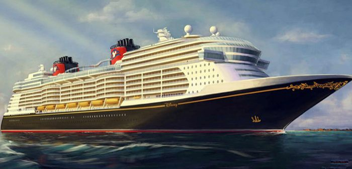 Disney's Stylish Ships
