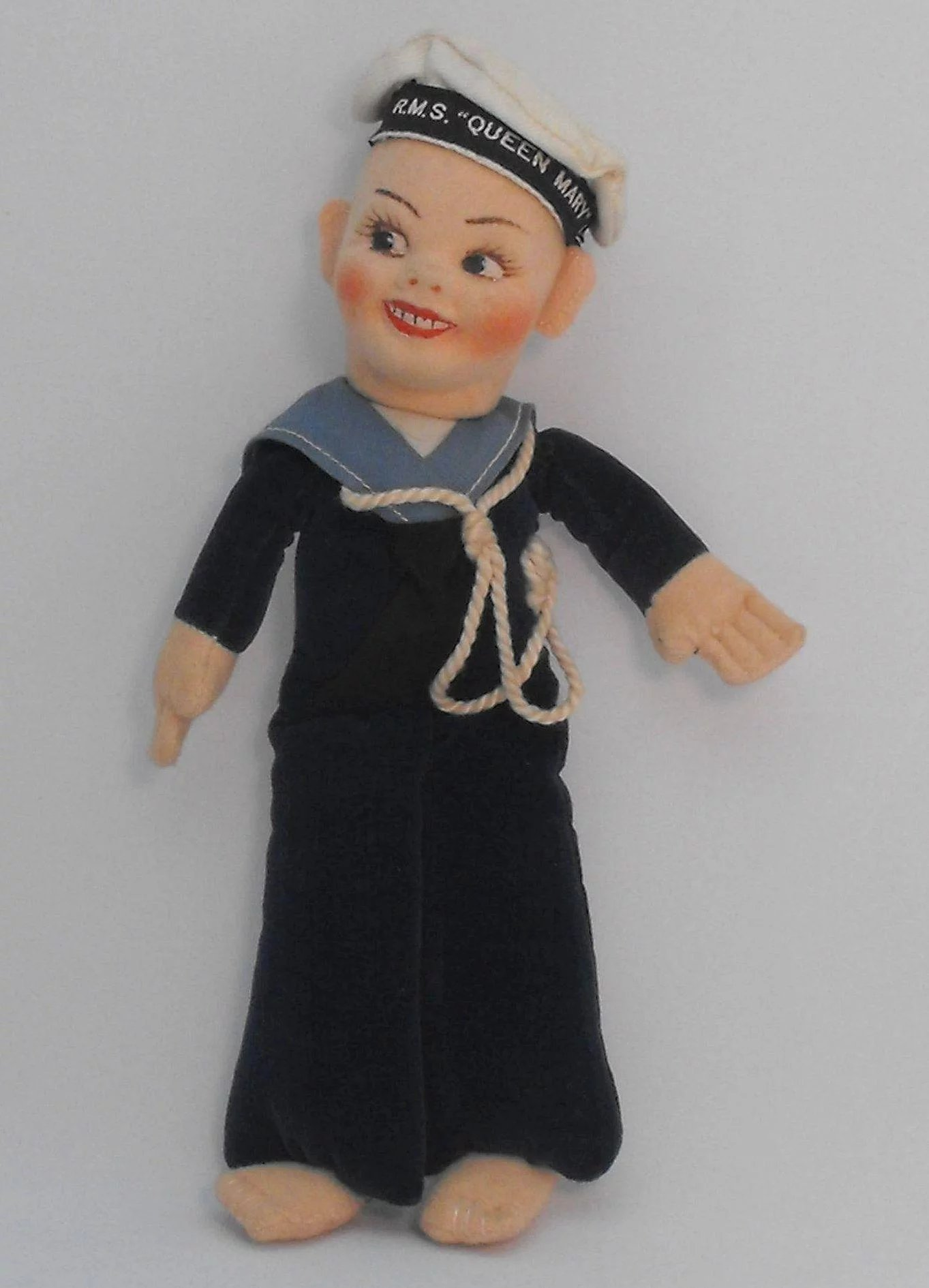 Norah Wellings Doll Queen Mary