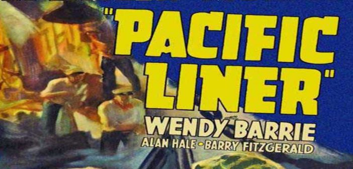 Pacific Liner: A Vintage Movie for Our Times